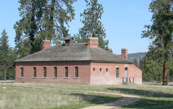 Fort Spokane Visitor Center