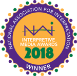 NAI 2018 Interpretive Media Award Winner icon