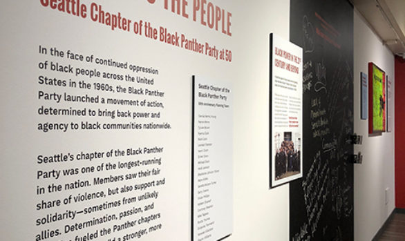 Seattle Black Panther Party—Serving the people, 1968-1977